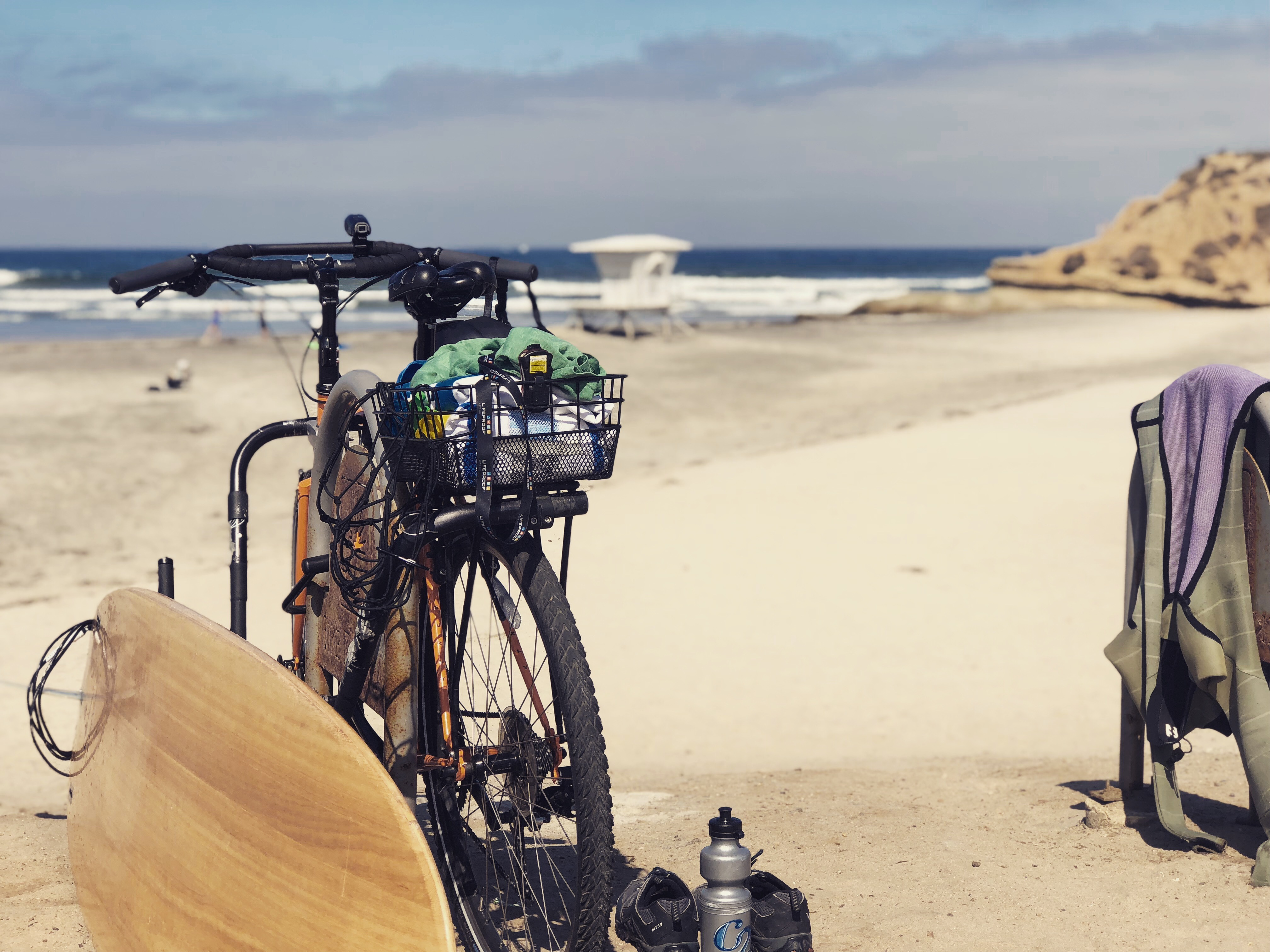 Bike to Surf Month